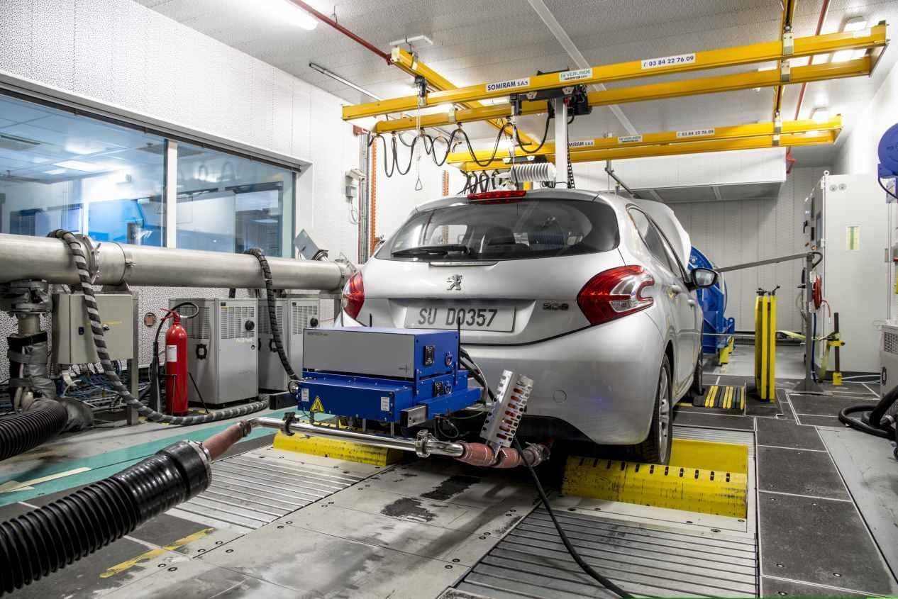 Los consumos y las emisiones de los coches, en el punto de mira