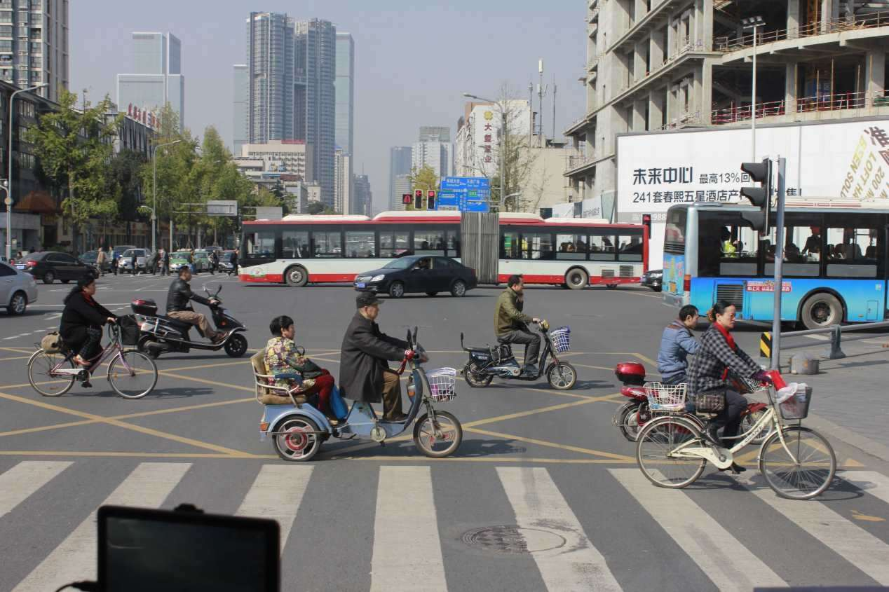 El boom de los coches eléctricos baratos en China