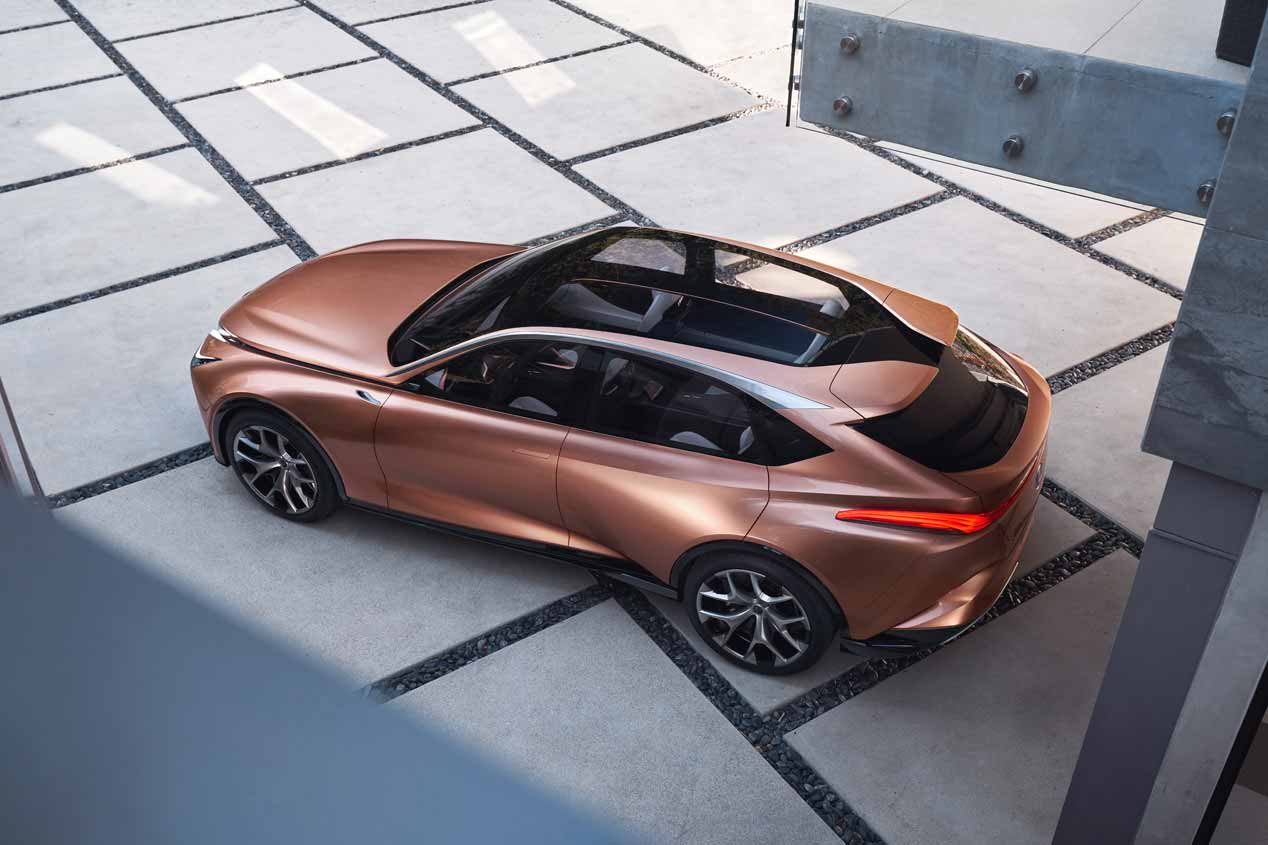 Lexus LF-1 Limitless: crossover, SUV... el lujo del futuro
