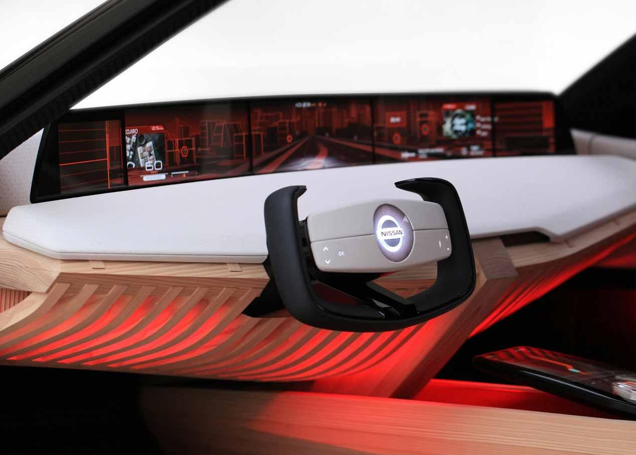 Nissan X-Motion Concept SUV, las mejores imágenes
