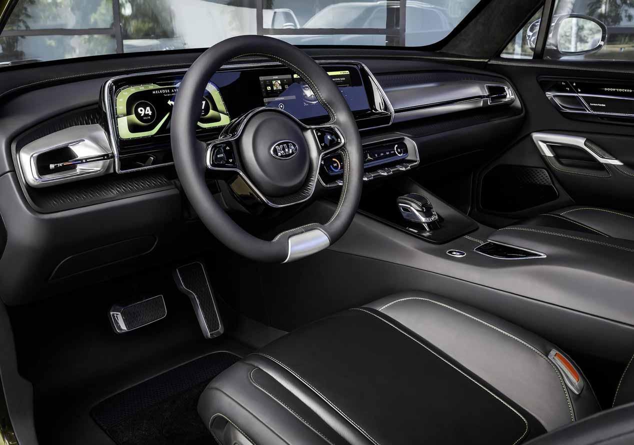 Kia Telluride: el nuevo gran SUV que llegará en 2019 ...
