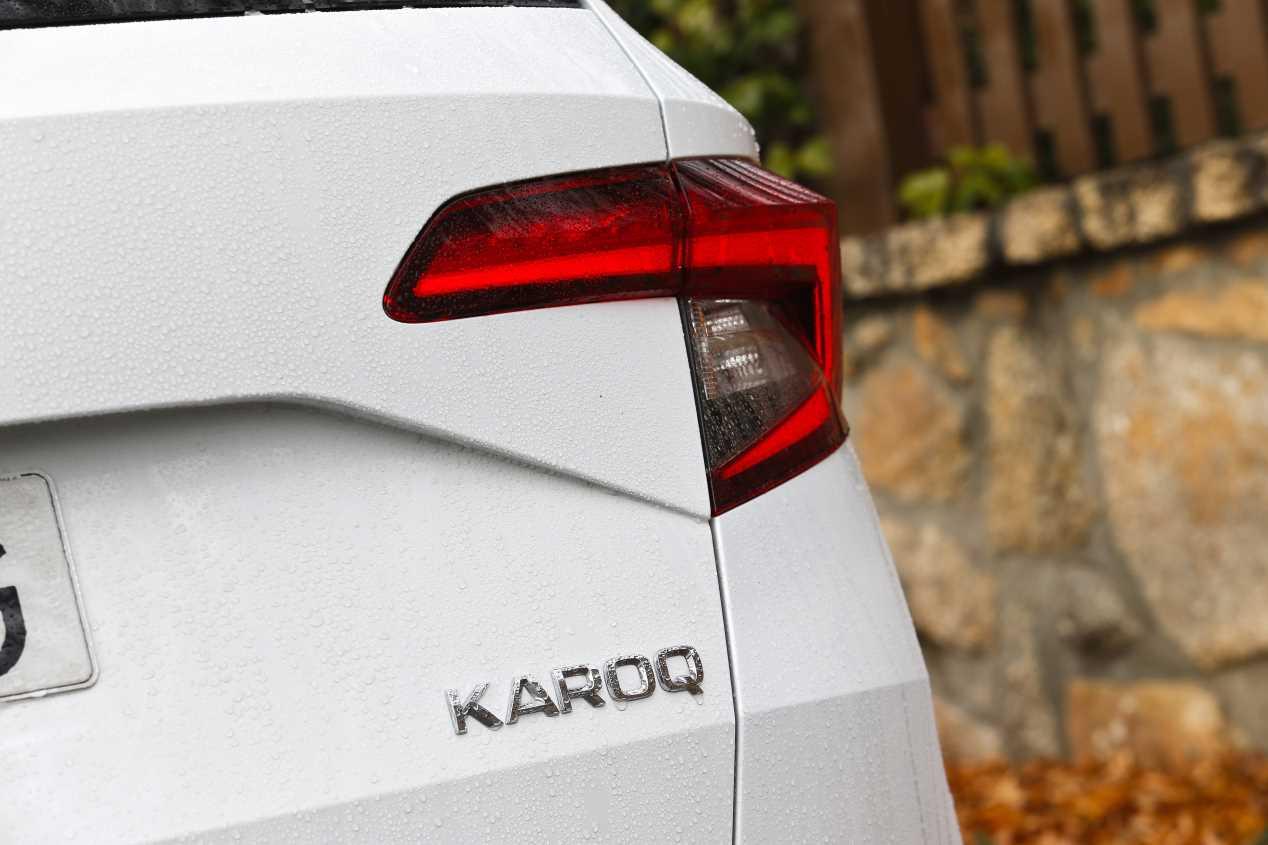 Skoda Karoq 1.0 TSI: primeras impresiones y fotos del Karoq más barato