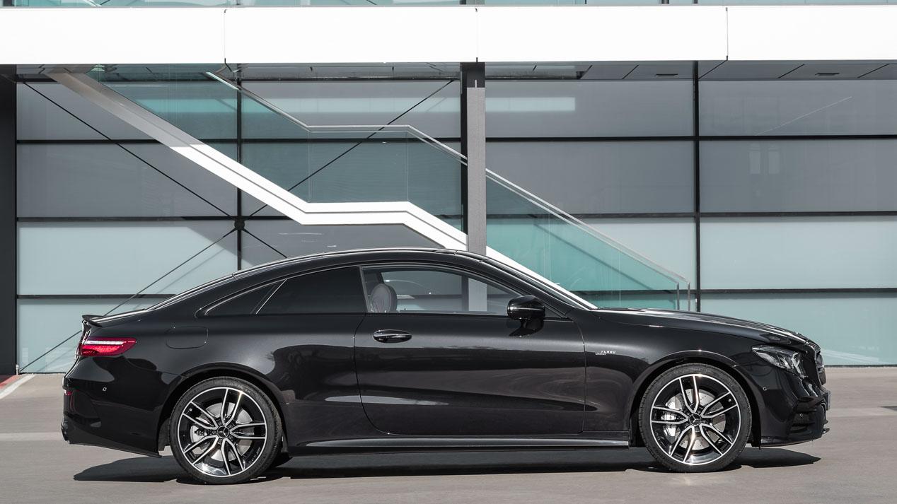 Nuevo Mercedes-AMG 53 en las clases CLS, E Coupé y E Cabrio