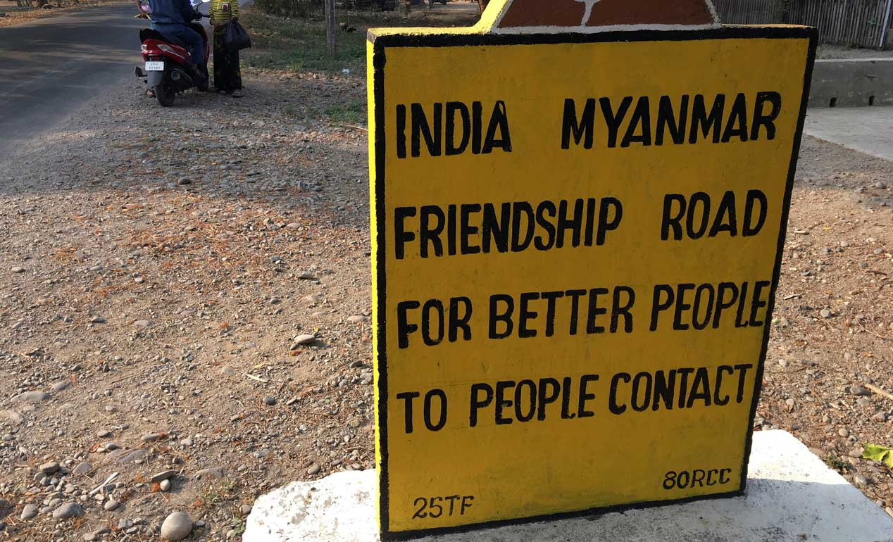 Señales de tráfico en la India, ¿las más divertidas del mundo?