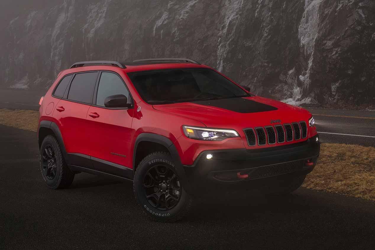 Jeep Cherokee 2019: las mejores imágenes del renovado SUV
