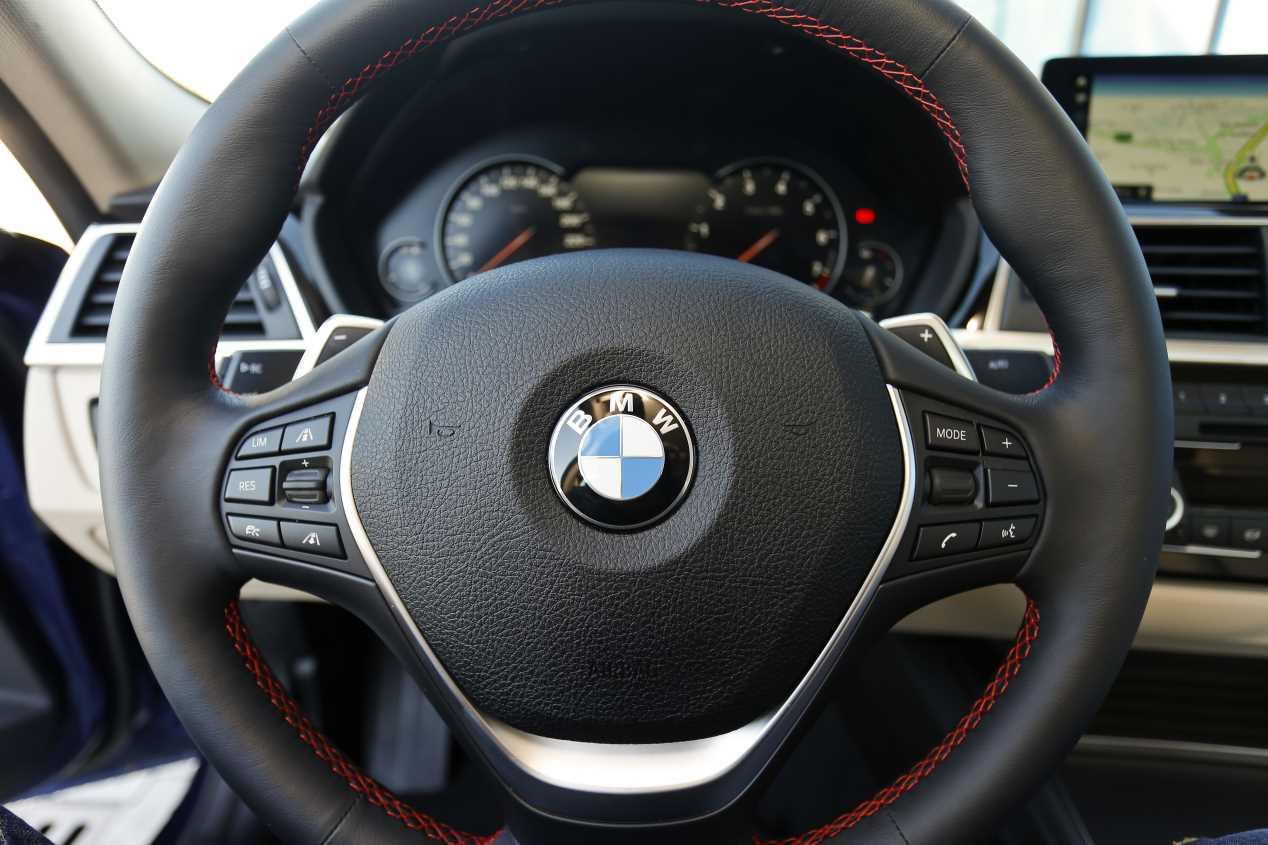 BMW 320i Automático: primeras impresiones