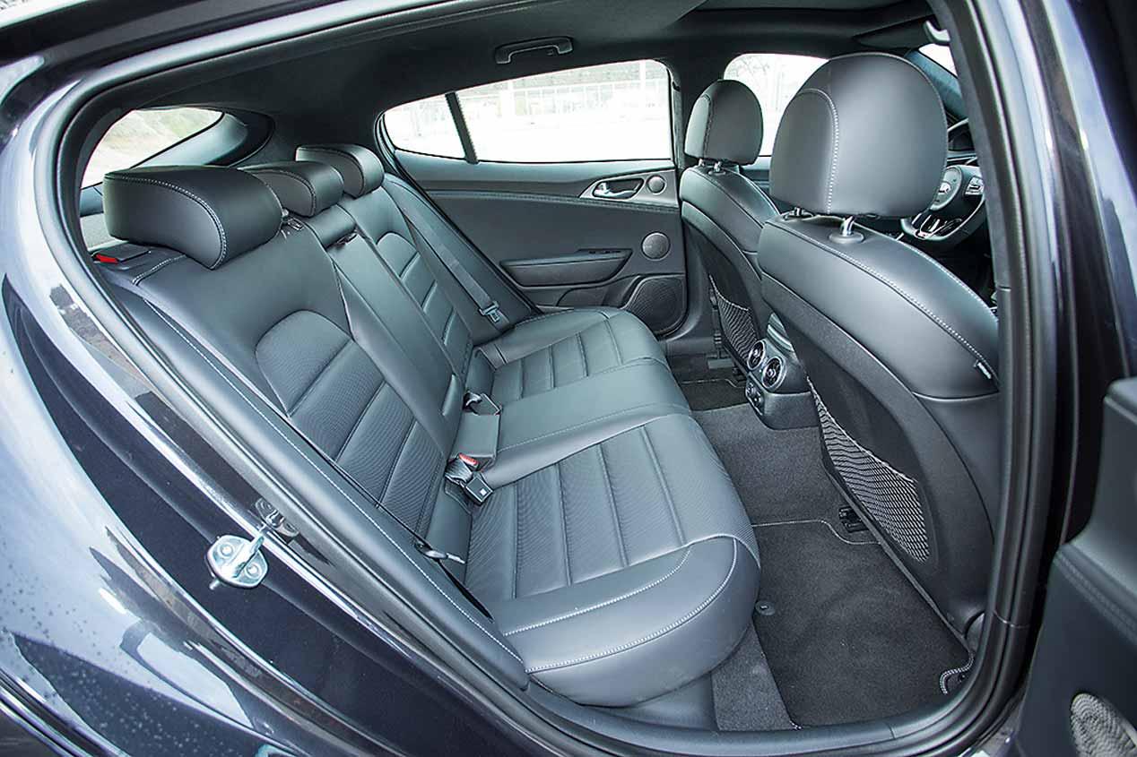 Comparativa entre el Kia Stinger y el VW Arteon Diesel