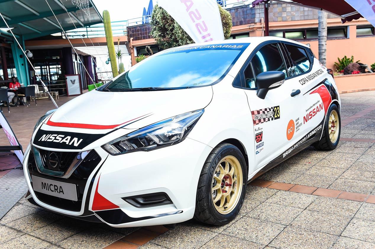 Regresa la Copa Nissan Micra de rallyes