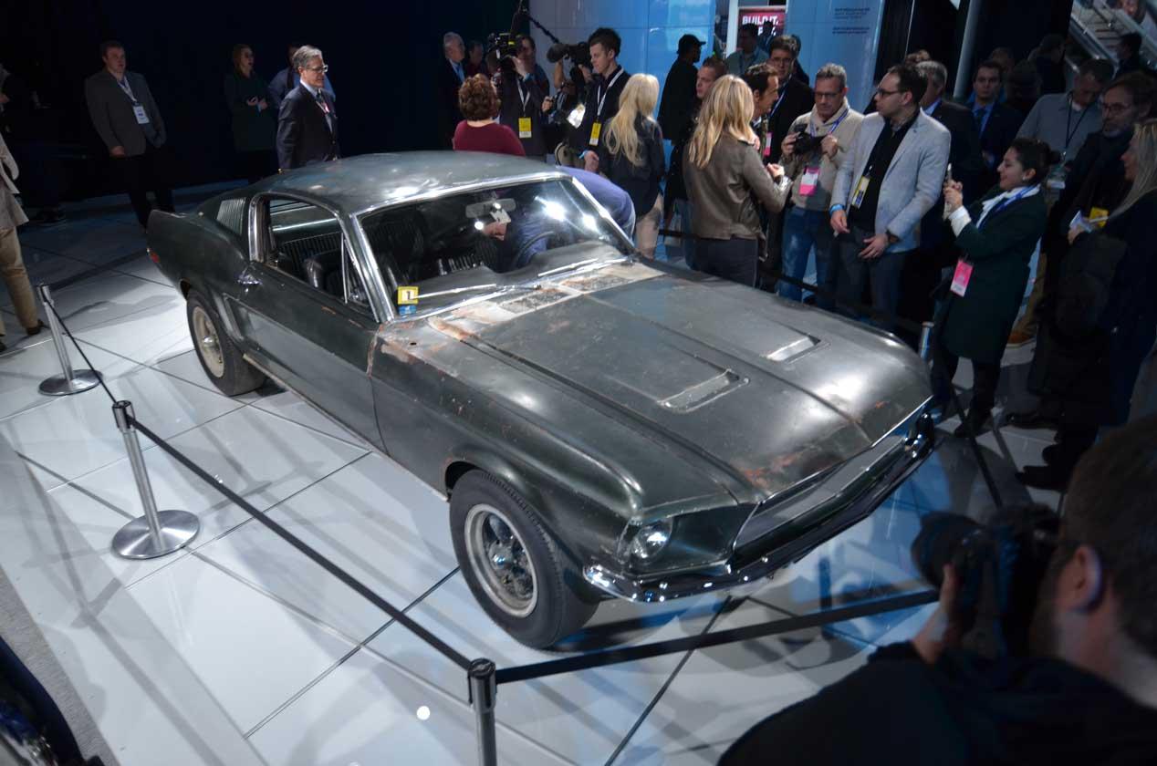 Salón del Automóvil de Detroit, mucho más que coches