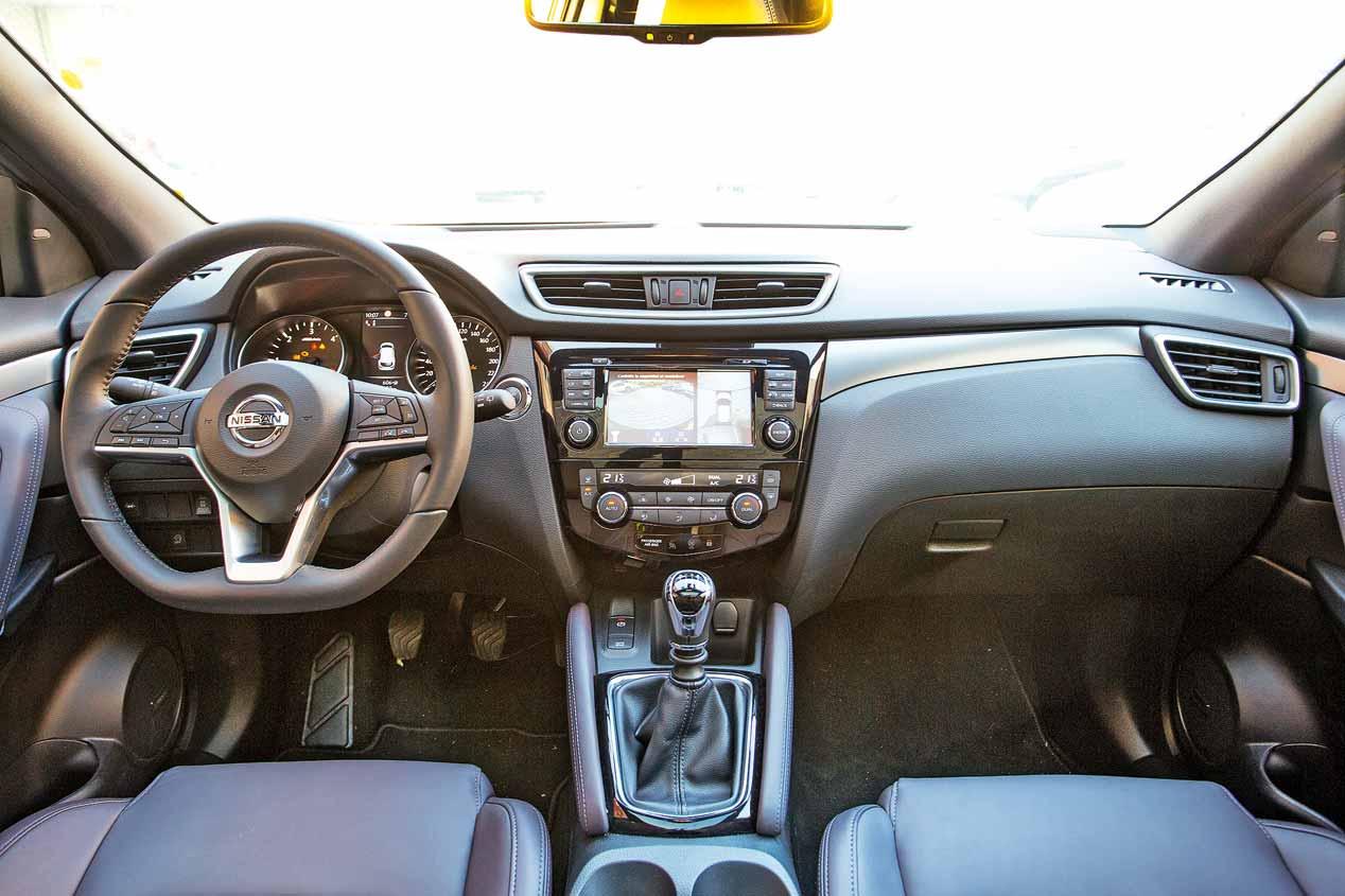 ¿Qué SUV Diesel es mejor? Nissan Qashqai 1.5 dCi vs Skoda Karoq 1.6 TDI