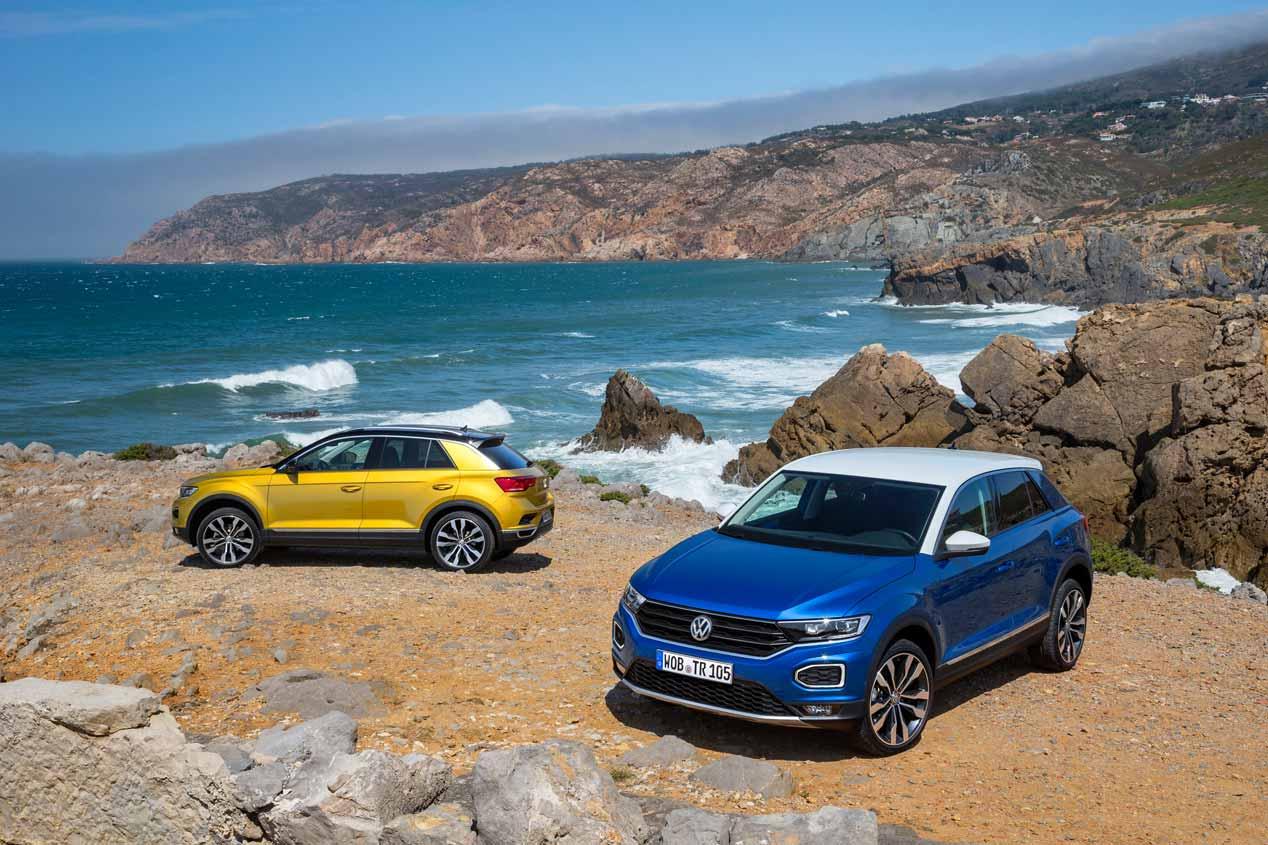 Audi Q2, Volkswagen T-Roc y BMW X3: tres SUV inéditos