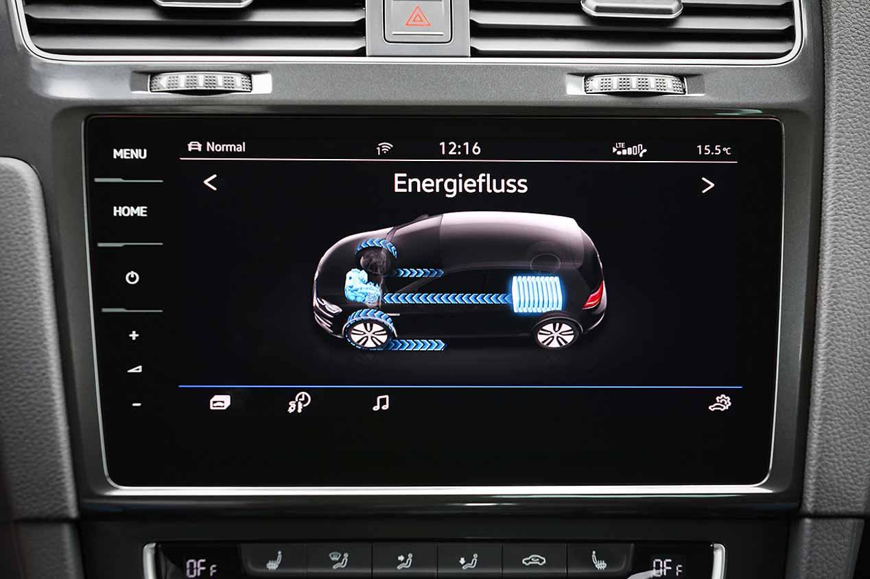 Análisis a fondo del VW e-Golf eléctrico