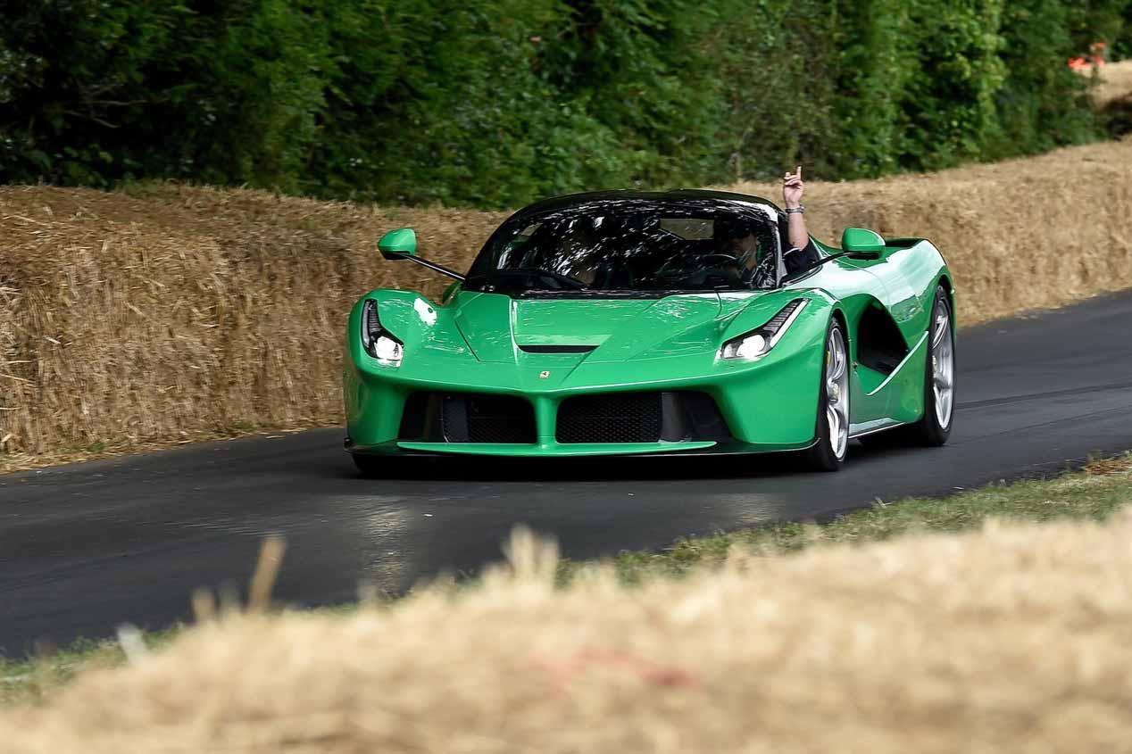 Ferrari lanzará un SUV y un deportivo eléctrico