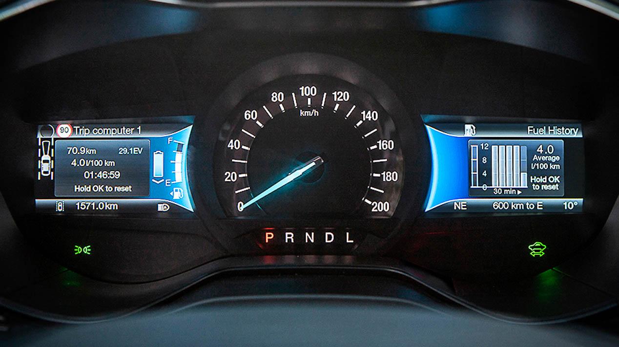 Ford Mondeo Hybrid: las claves de la berlina de bajo consumo