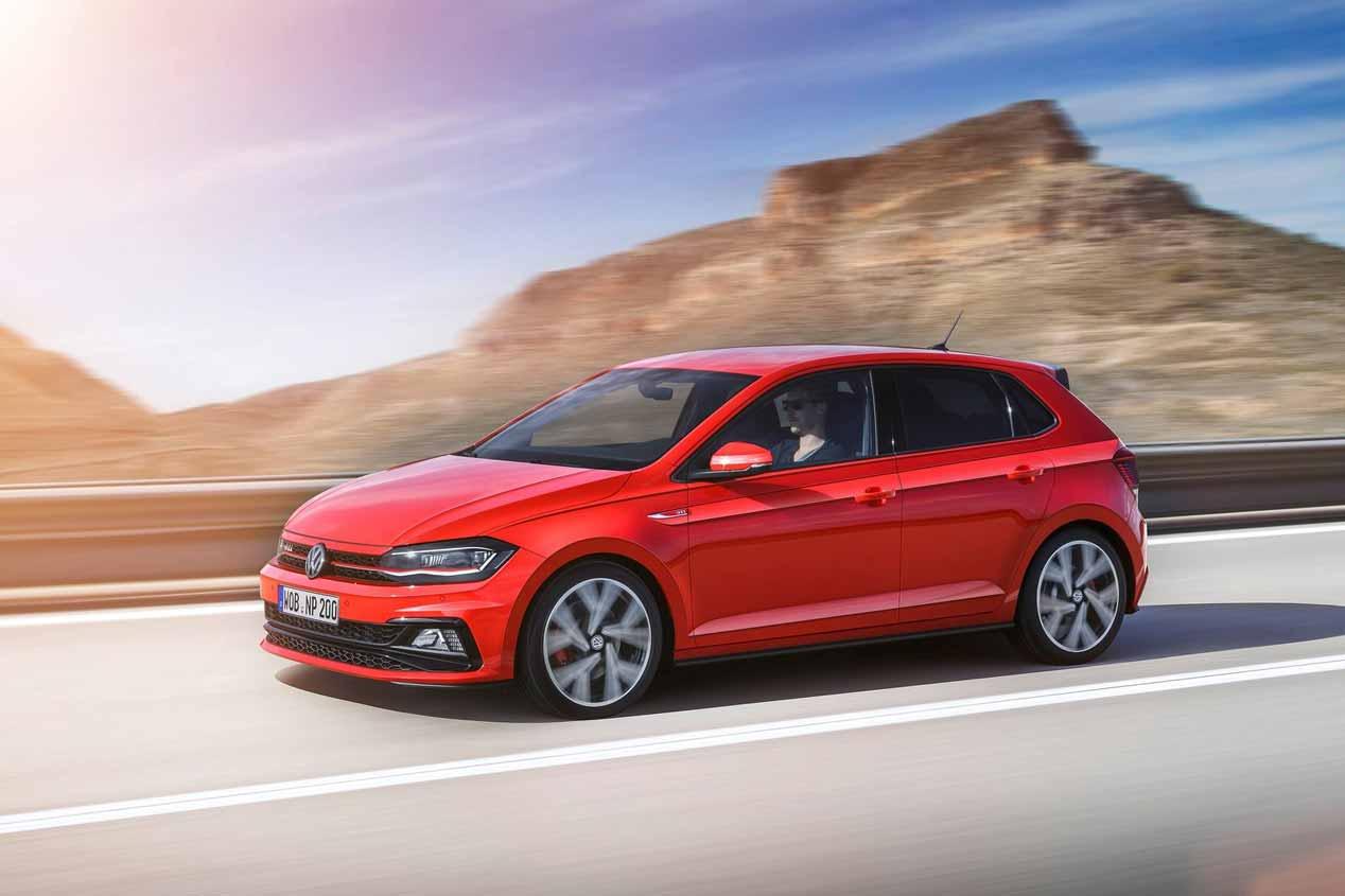 El VW Polo GTi 2018, ya a la venta en España