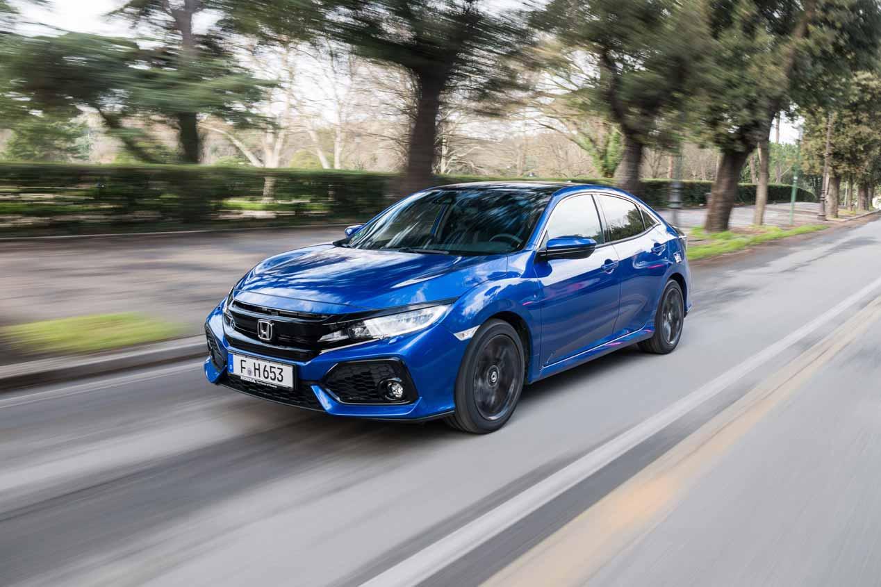 Honda Jazz 2018 y Civic Diesel, a la venta desde febrero y marzo