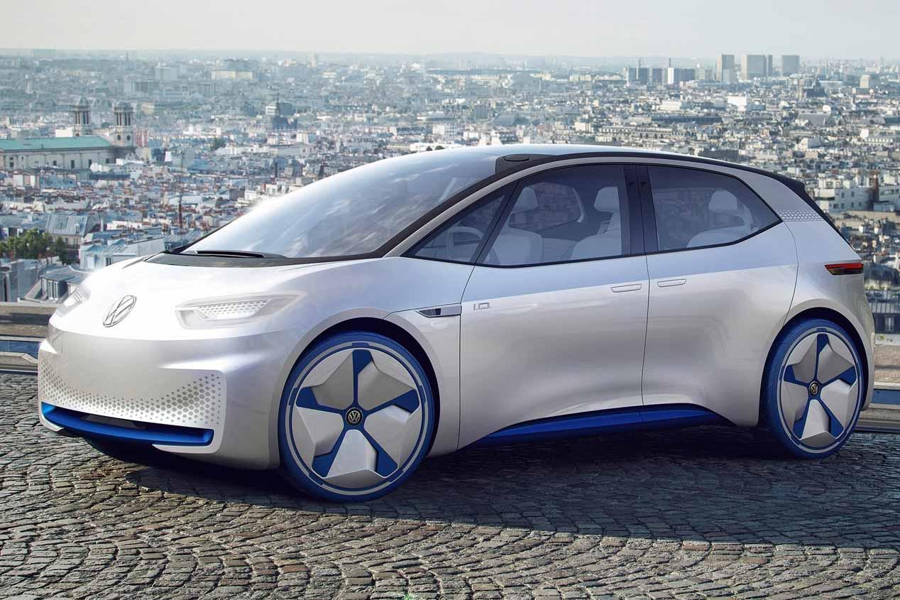 El eléctrico VW I.D. empezará a fabricarse en 2019