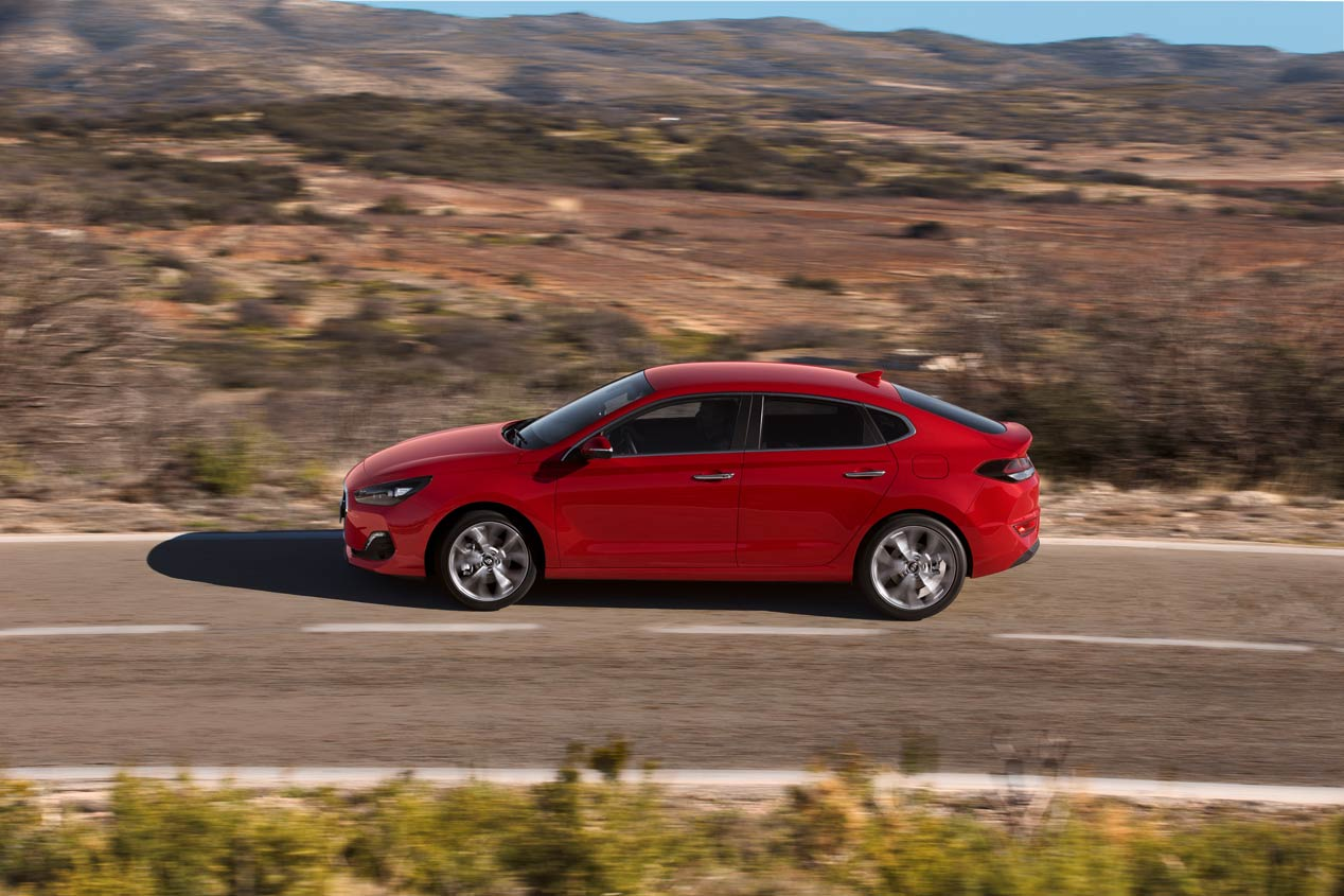 Hyundai i30 Fastback, ya a la venta desde 16.165 euros