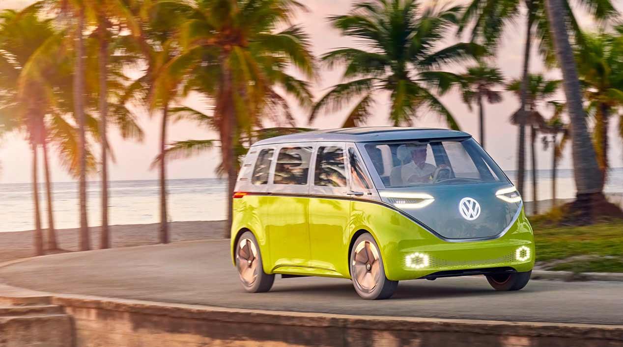 VW tendrá más eléctricos: I.D. Streetmade, I.D. Cruiser e I.D. Freeler