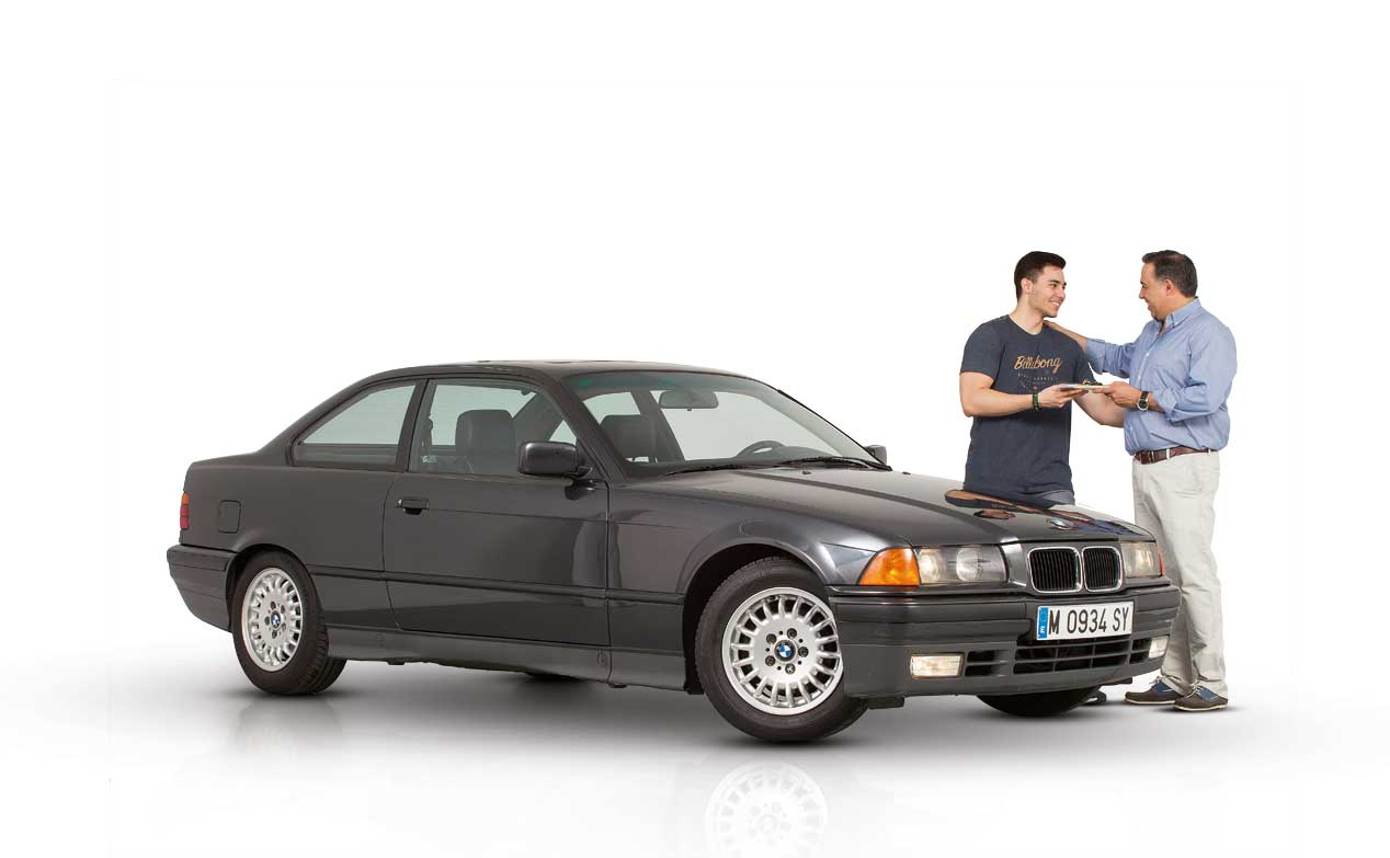 BMW 325i y 328i, nuestros coches para el recuerdo