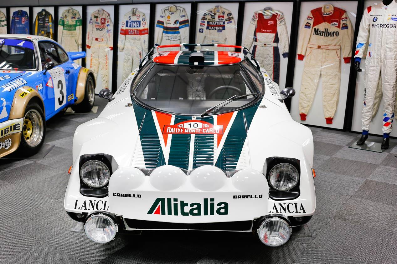 Así es la colección te coches de competición de Teo Martín