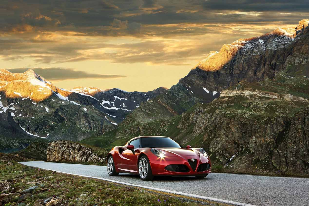 Alfa Romeo 6C: el retorno del coupé deportivo, ¿en 2020?