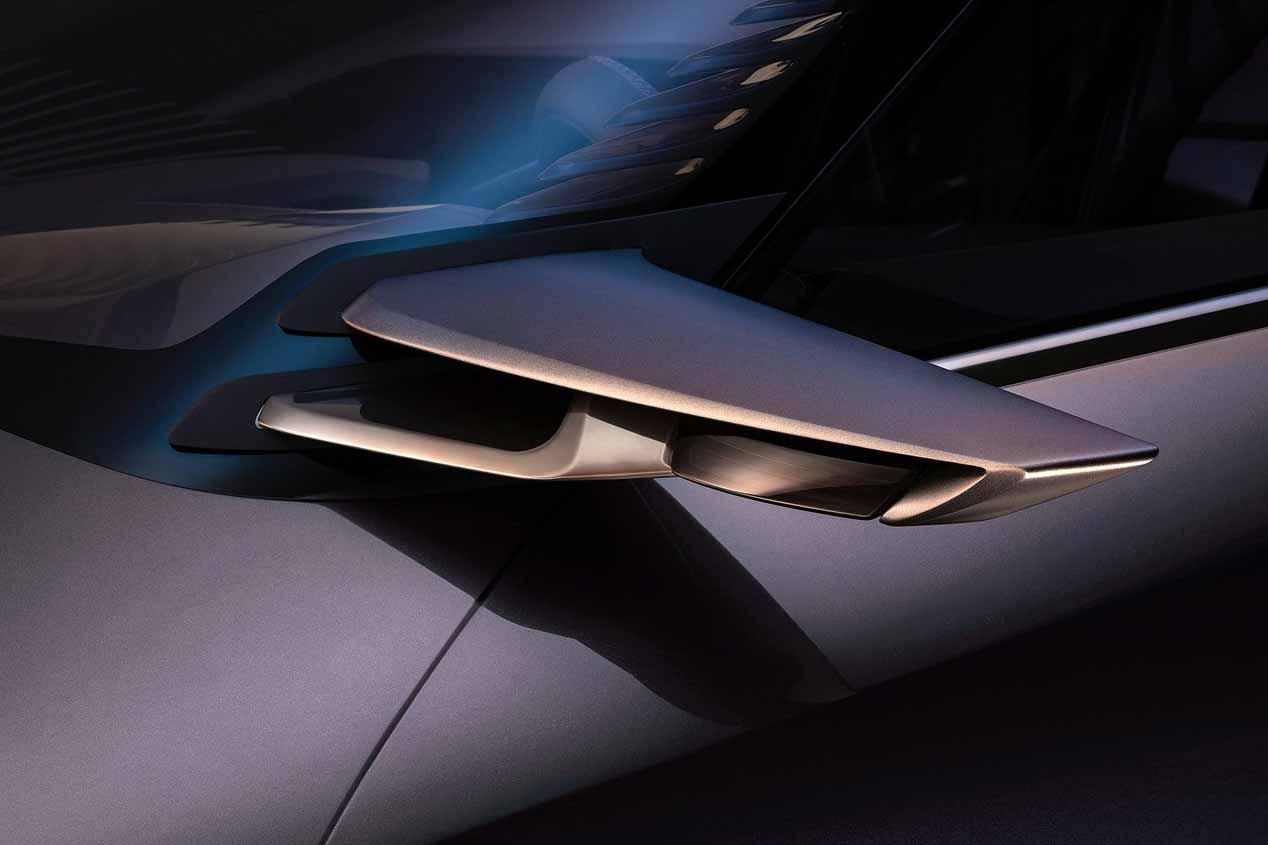 Lexus UX, nuevo SUV compacto premium en el Salón de Ginebra
