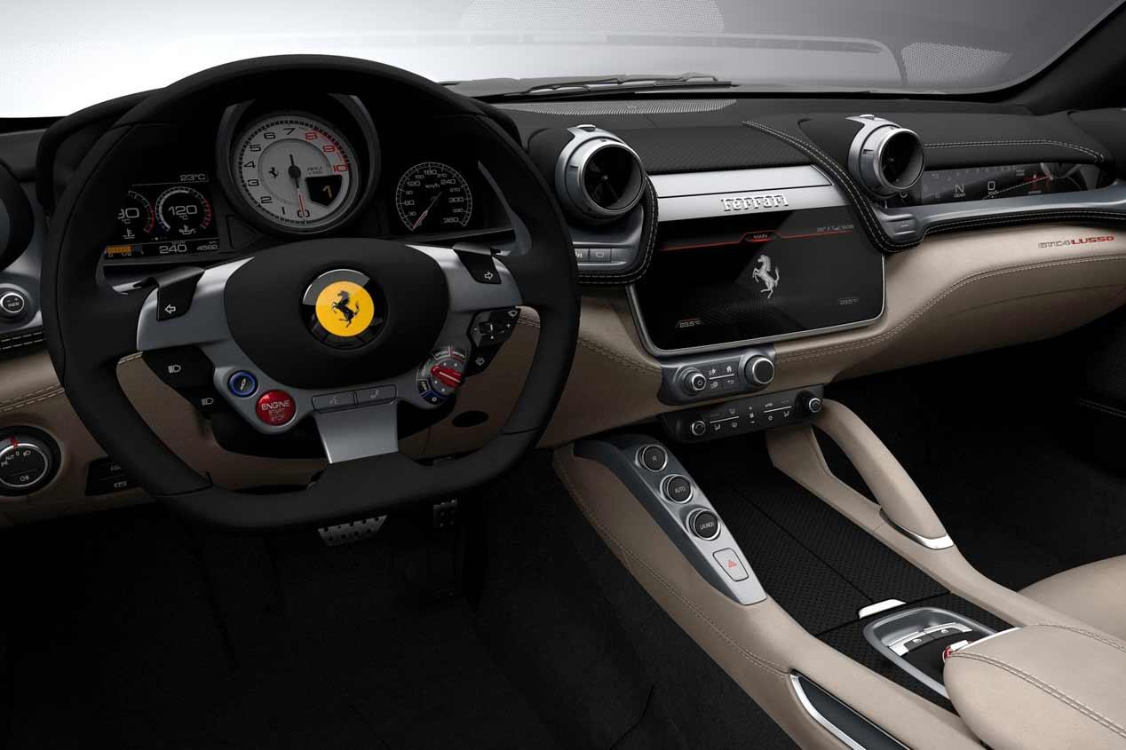 El Ferrari SUV, listo en 2019
