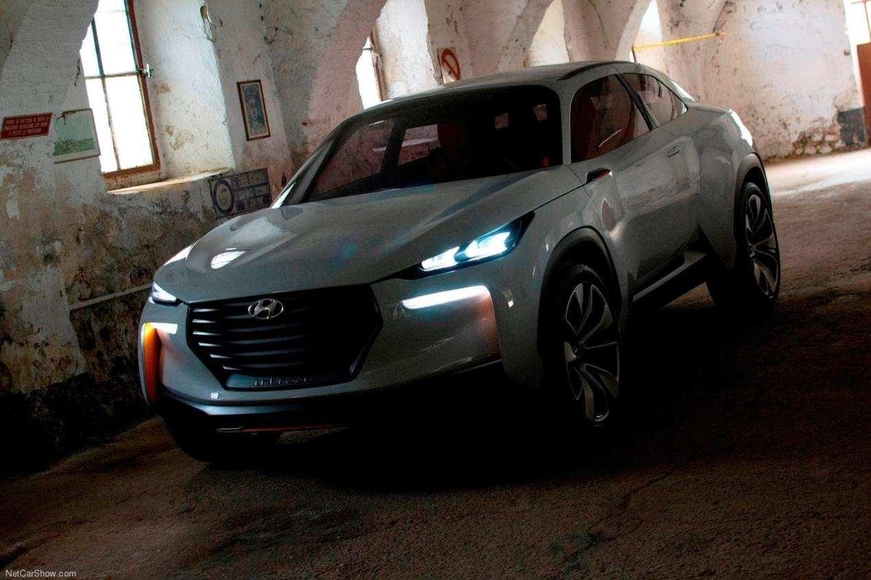 Estos son los SUV del futuro de Hyundai