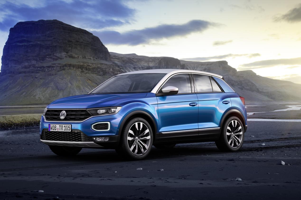 Volkswagen T-Roc 1.0 TSI/115: primeras impresiones