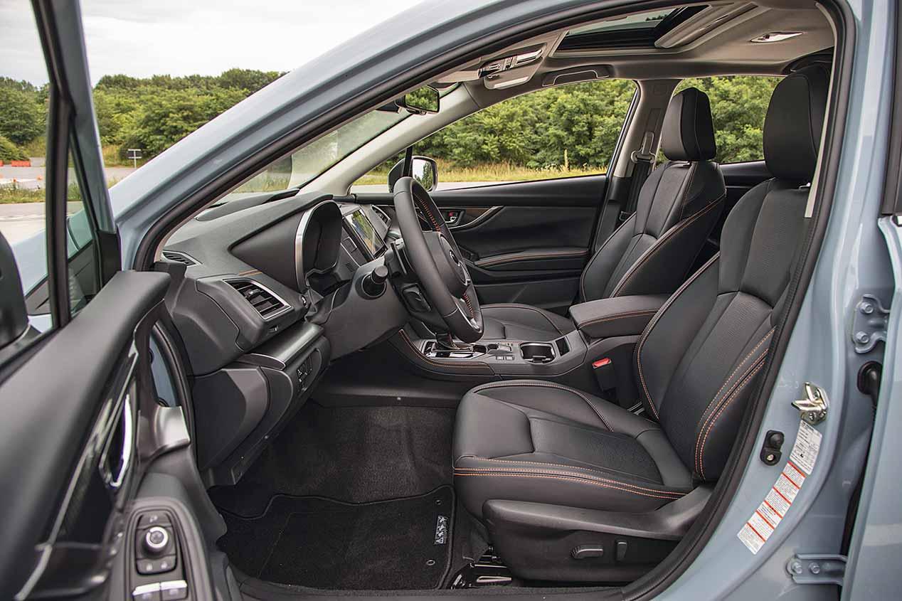 Probamos el Subaru XV 1.6 114 CV, la versión más barata