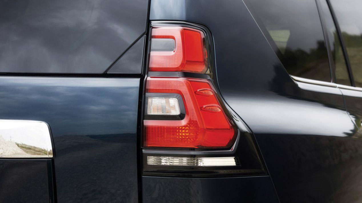 Toyota Land Cruiser 2018, cuestión de pequeños detalles