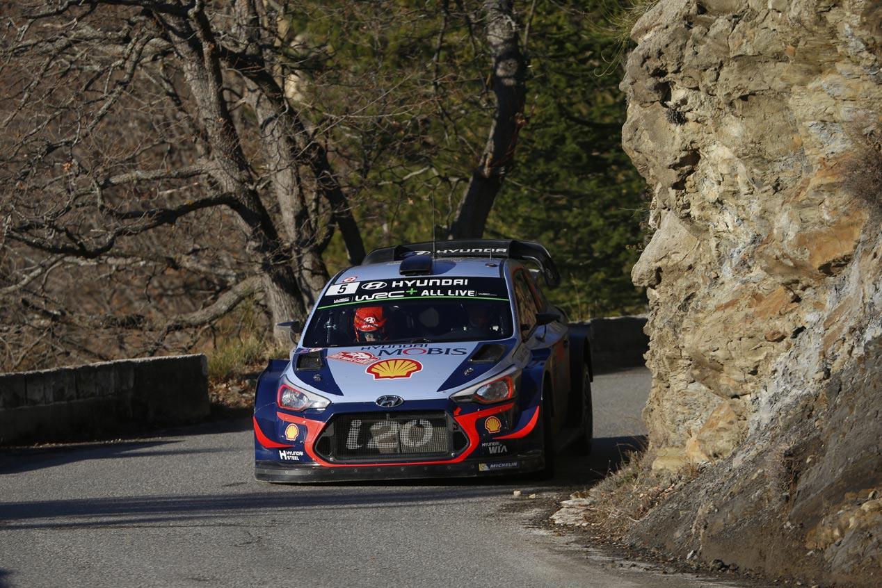 Las mejores fotos del Rally de Monte-Carlo 2018