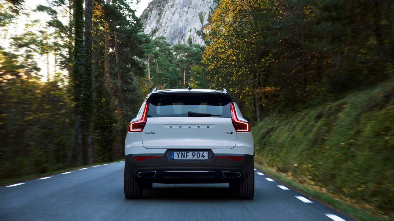 Volvo XC40, el porqué de su éxito