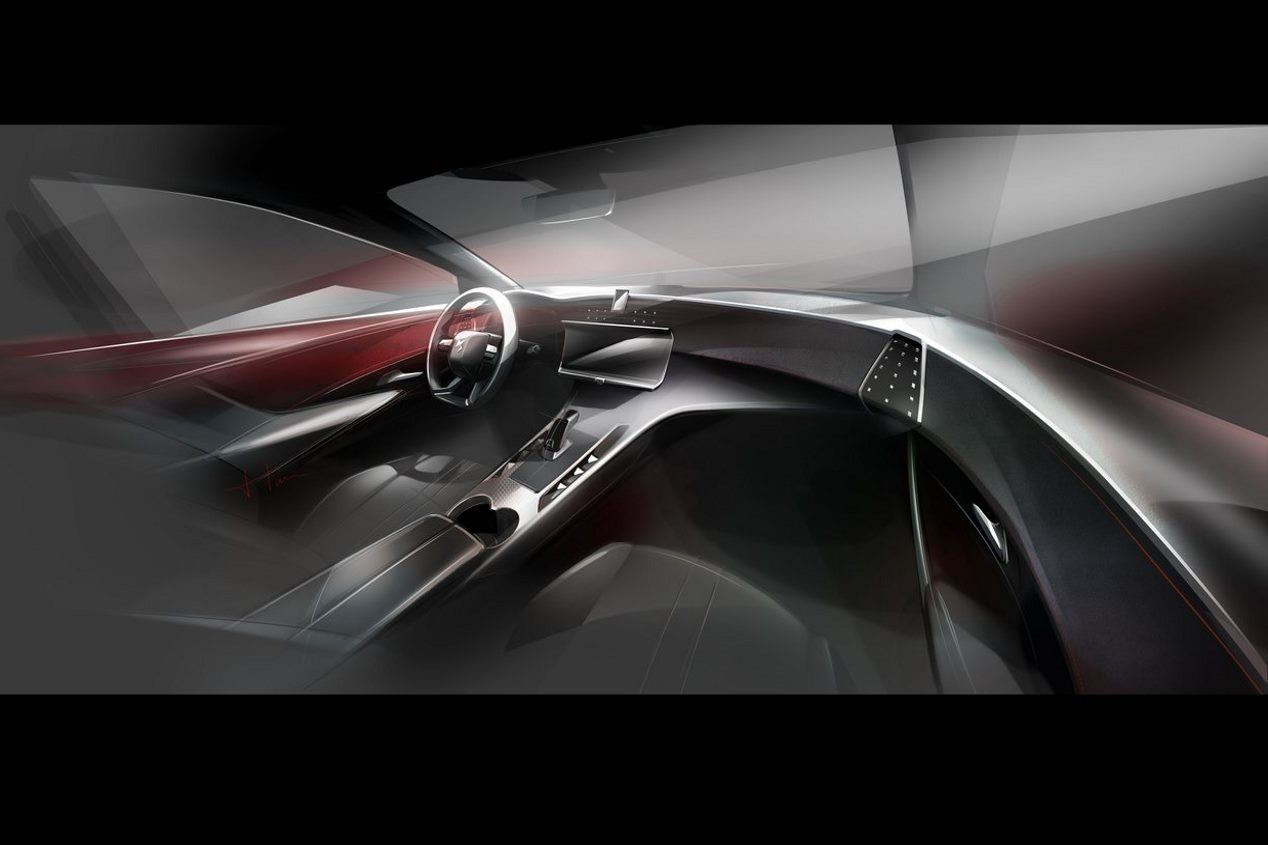 DS 3 Crossback: el nuevo SUV utilitario llegará en 2019