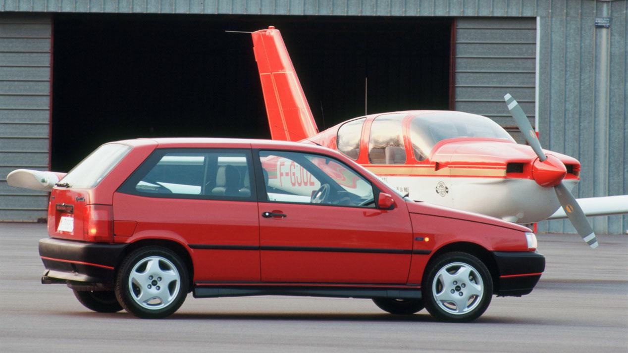 El Fiat Tipo cumple 30 años: su historia en fotos