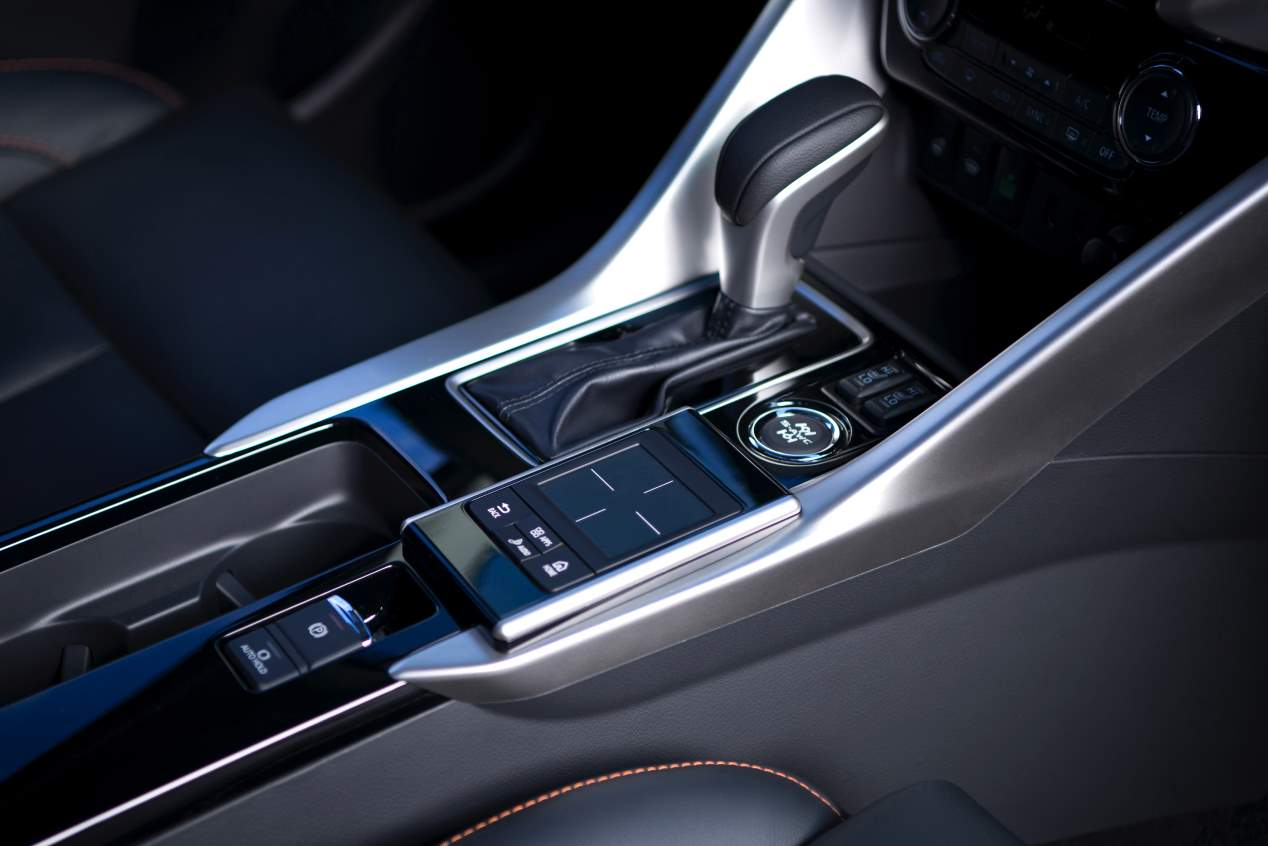 Mitsubishi Eclipse Cross 150T 2WD: primeras impresiones