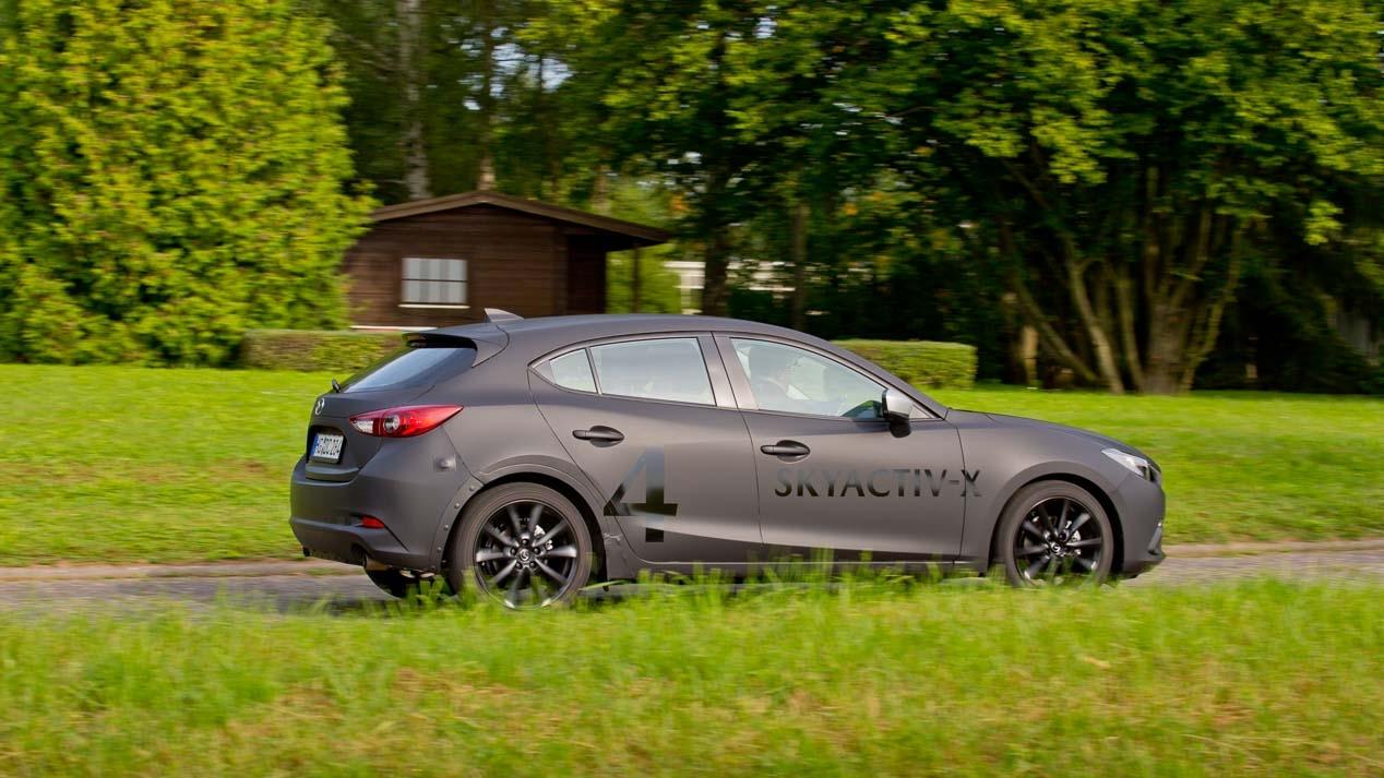 Mazda SkyActiv-X y SkyActiv-3, las nuevas tecnologías eficientes