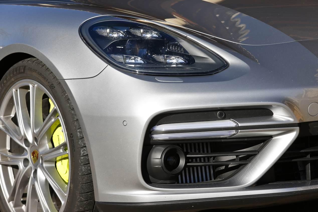 Porsche Panamera Turbo S E-Hybrid: primeras impresiones