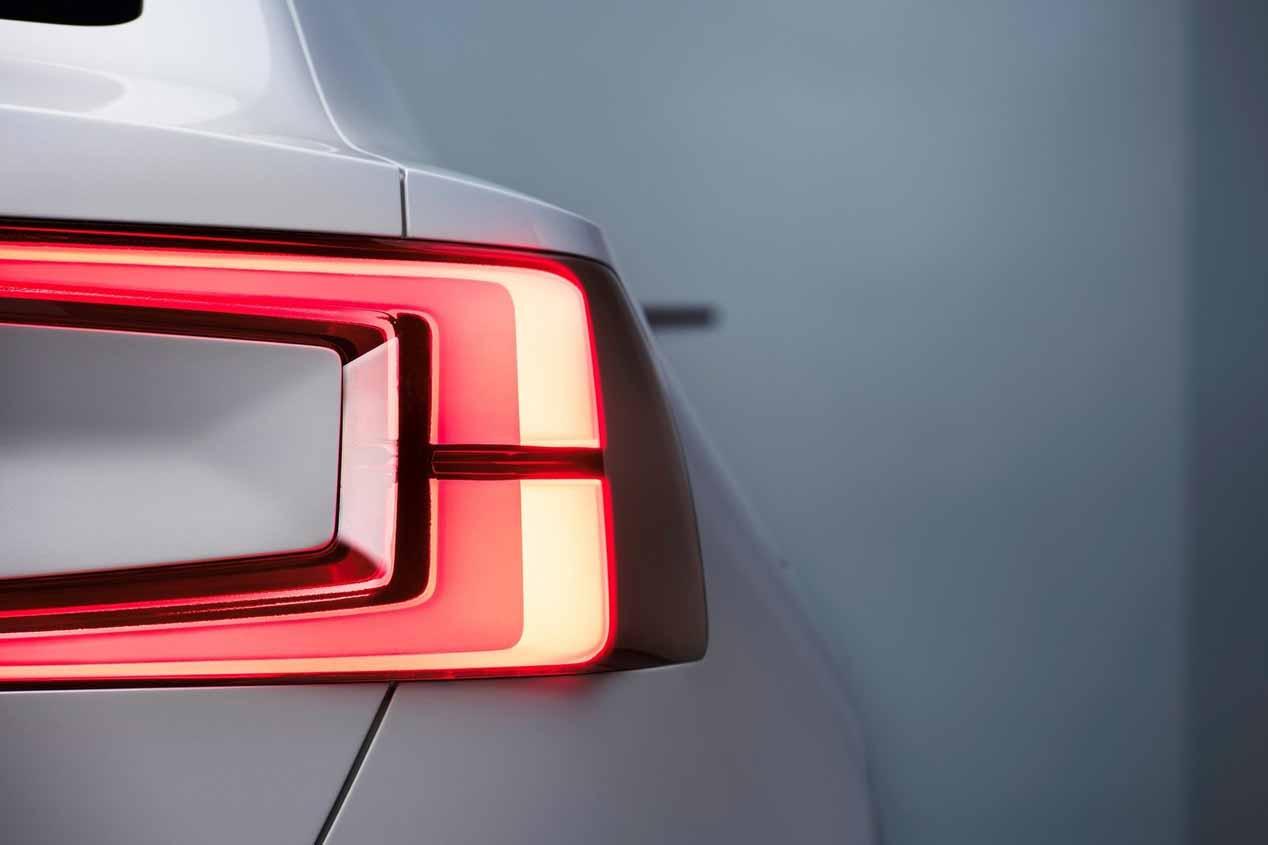 El futuro Volvo eléctrico se basará en el 40.2 Concept