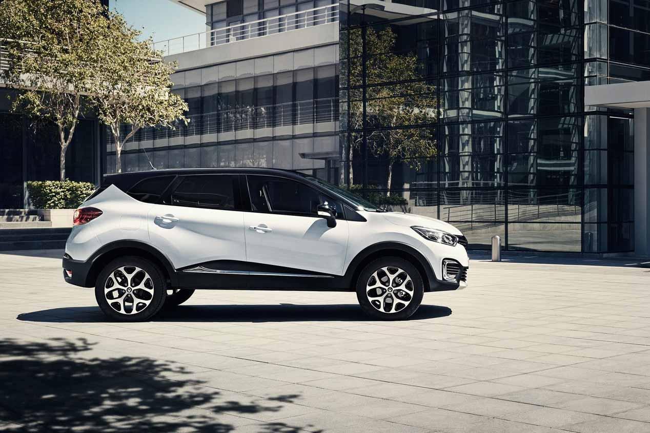 Renault venderá un SUV coupé de bajo coste