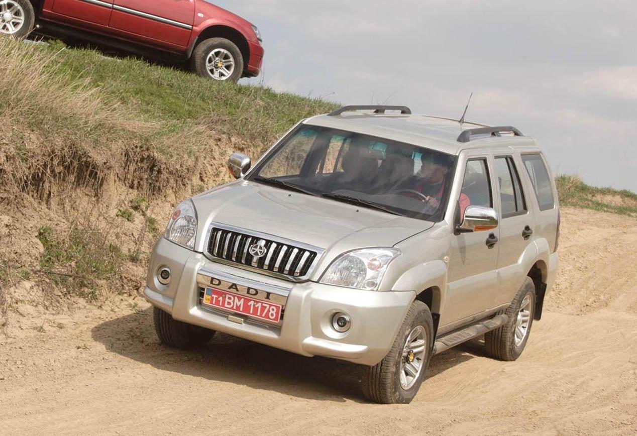 Eagle EG6330K y otras copias chinas de coches descaradas