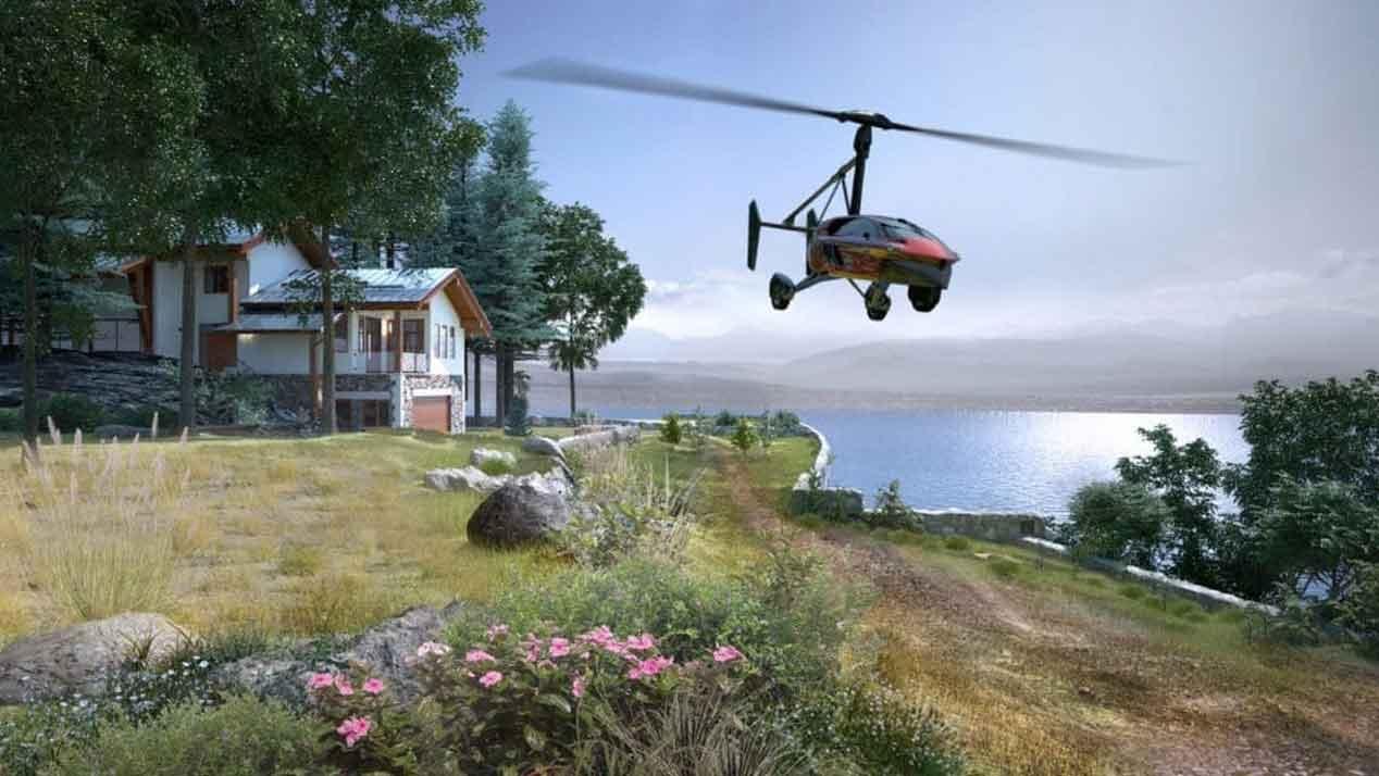 PAL-V Liberty: el primer coche volador, a punto