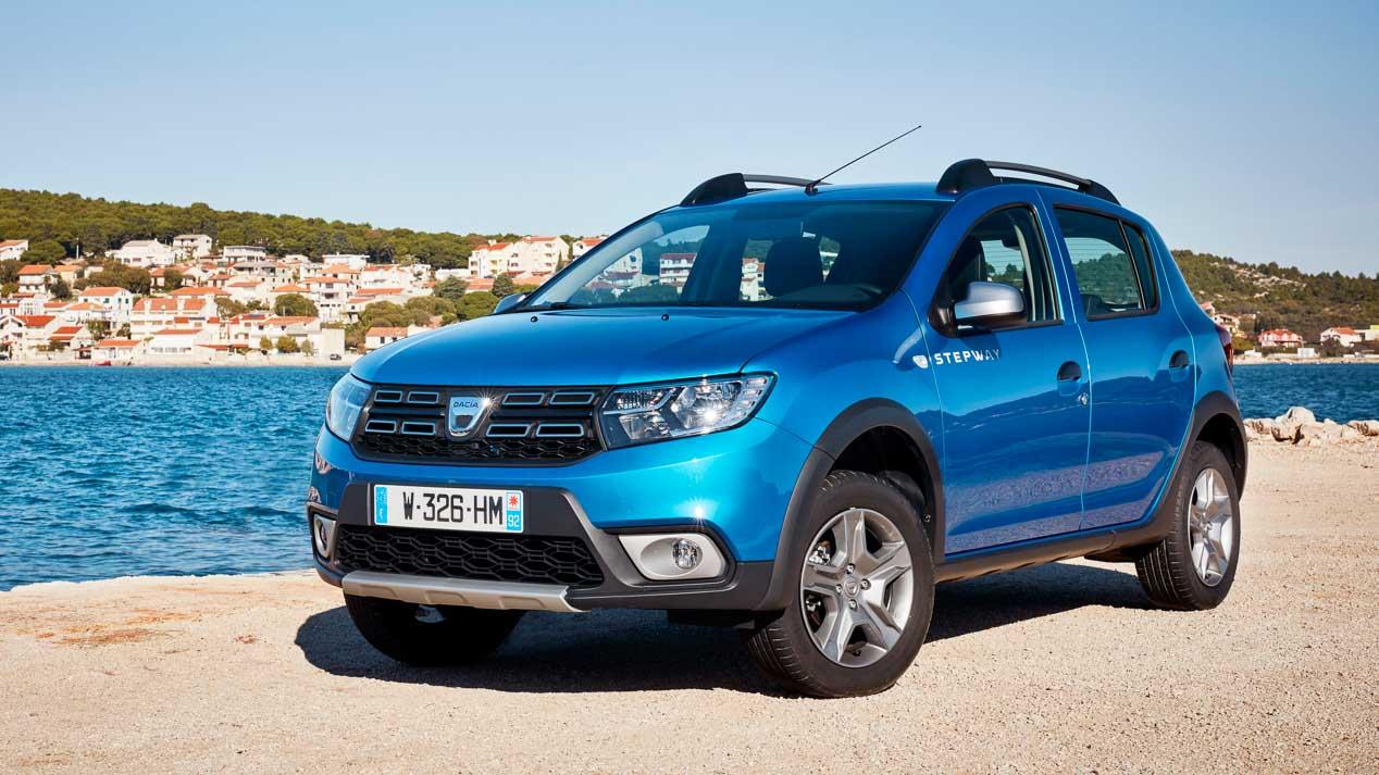 Los vehículos líderes de ventas en España en enero de 2018