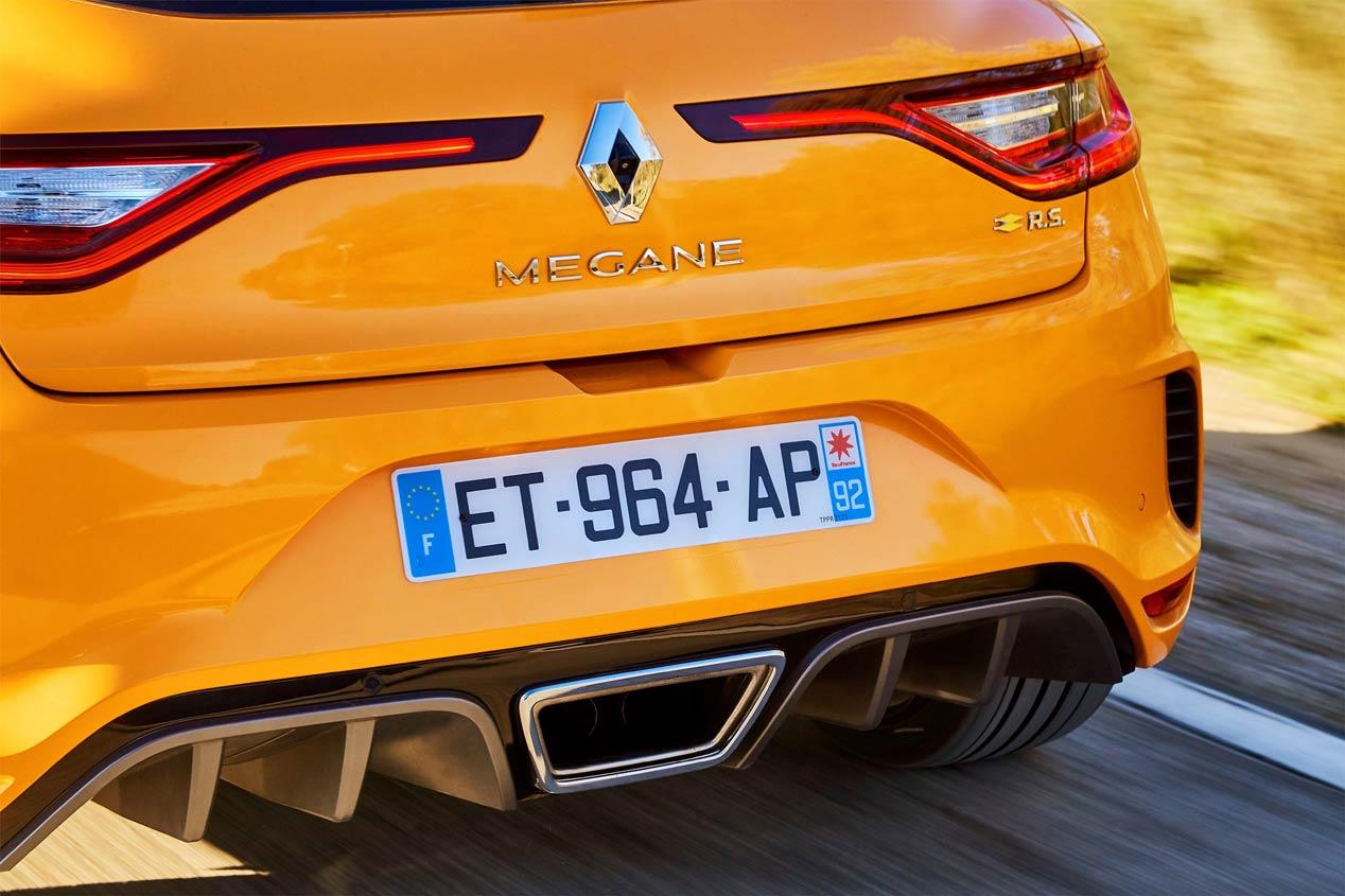 Renault Mégane R.S., preparado para dar guerra