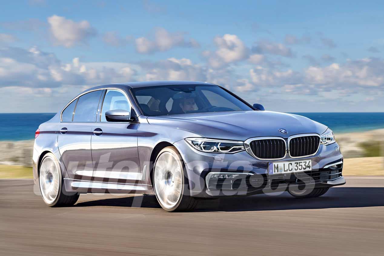 Todos los nuevos coches y SUV de BMW que llegarán hasta 2020