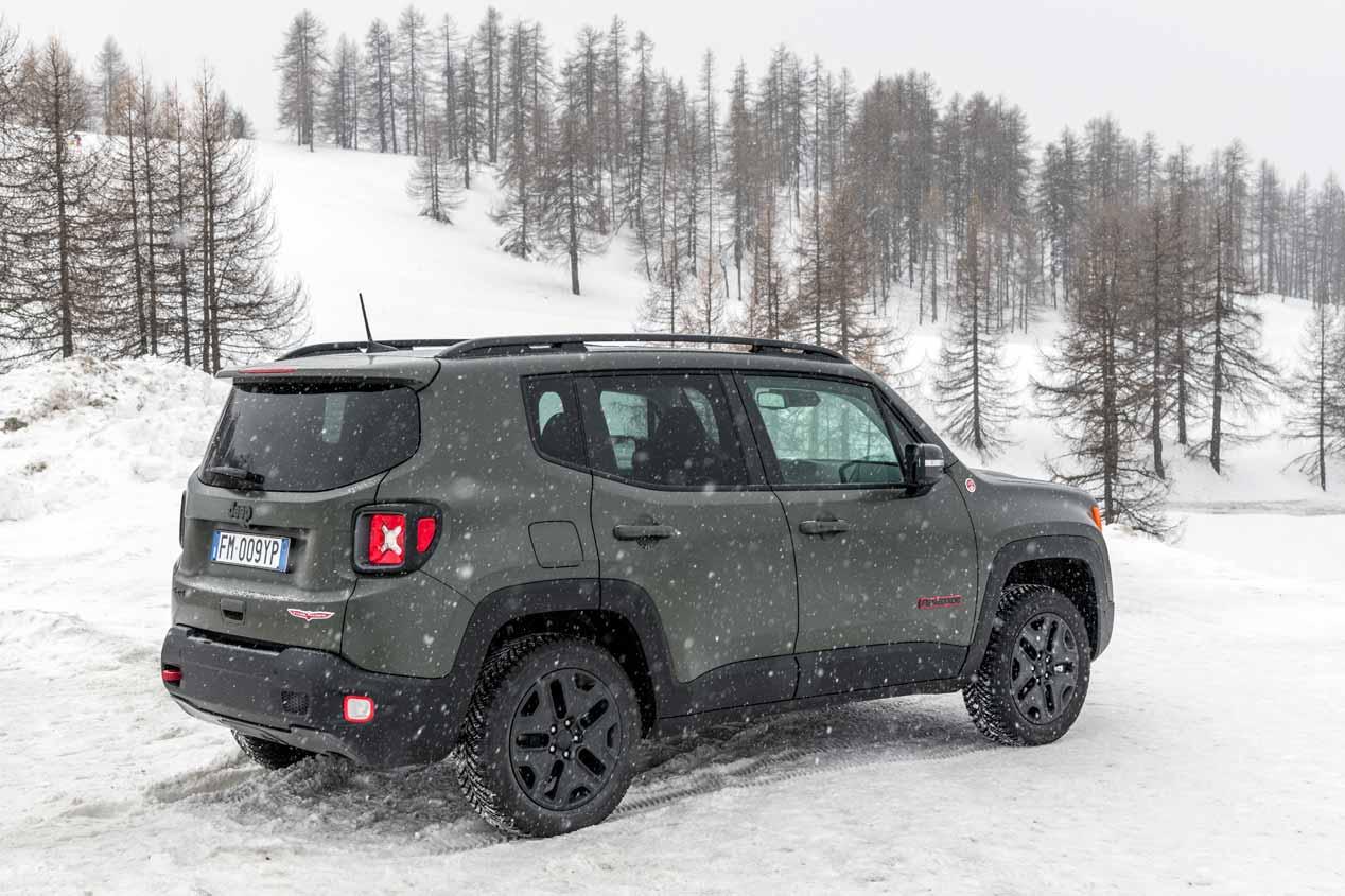 Jeep Renegade 2018, probamos el nuevo SUV