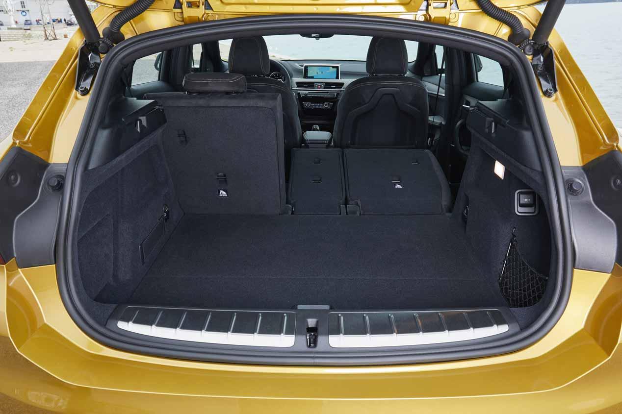 BMW X2: al volante del nuevo SUV pequeño premium