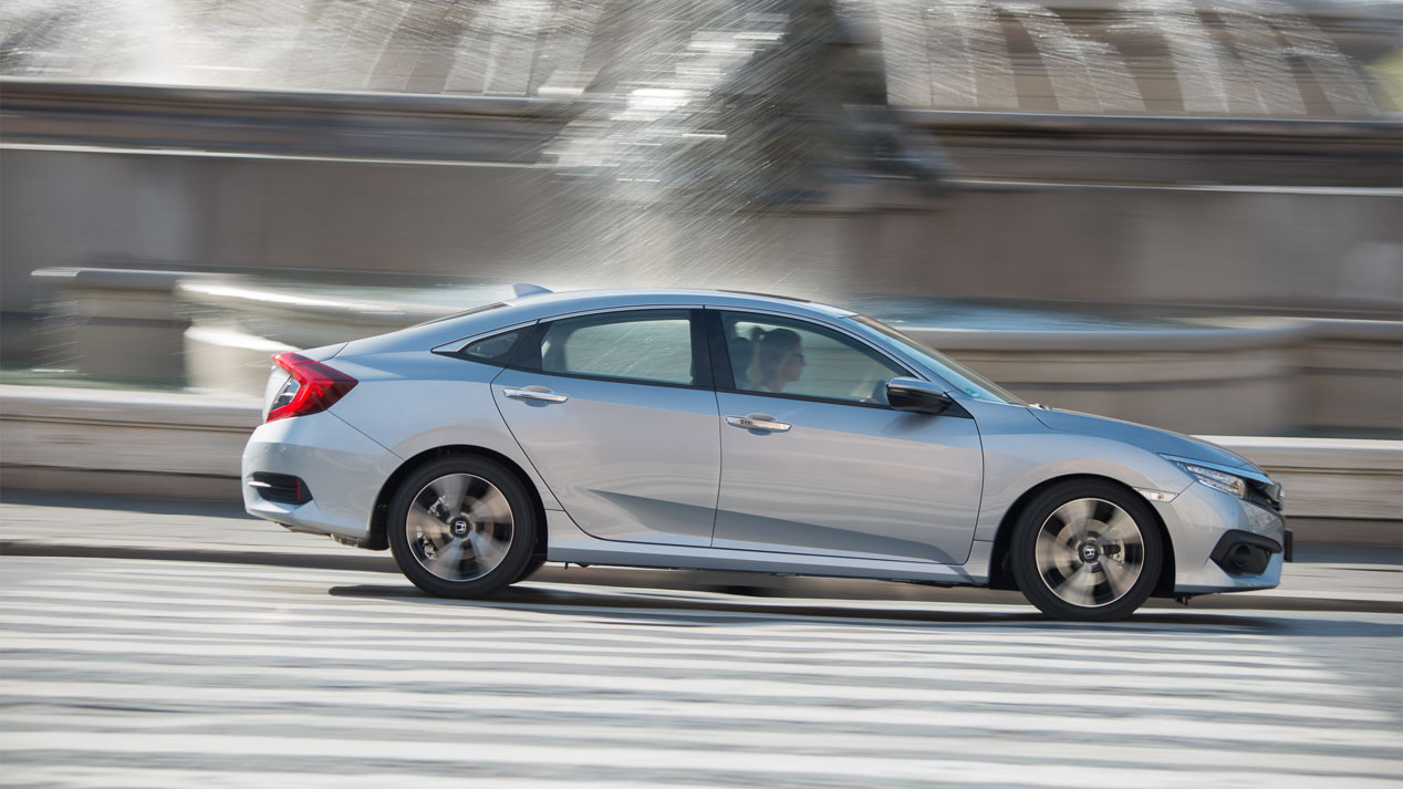 Honda Civic Sedan 1.6 i-DTEC