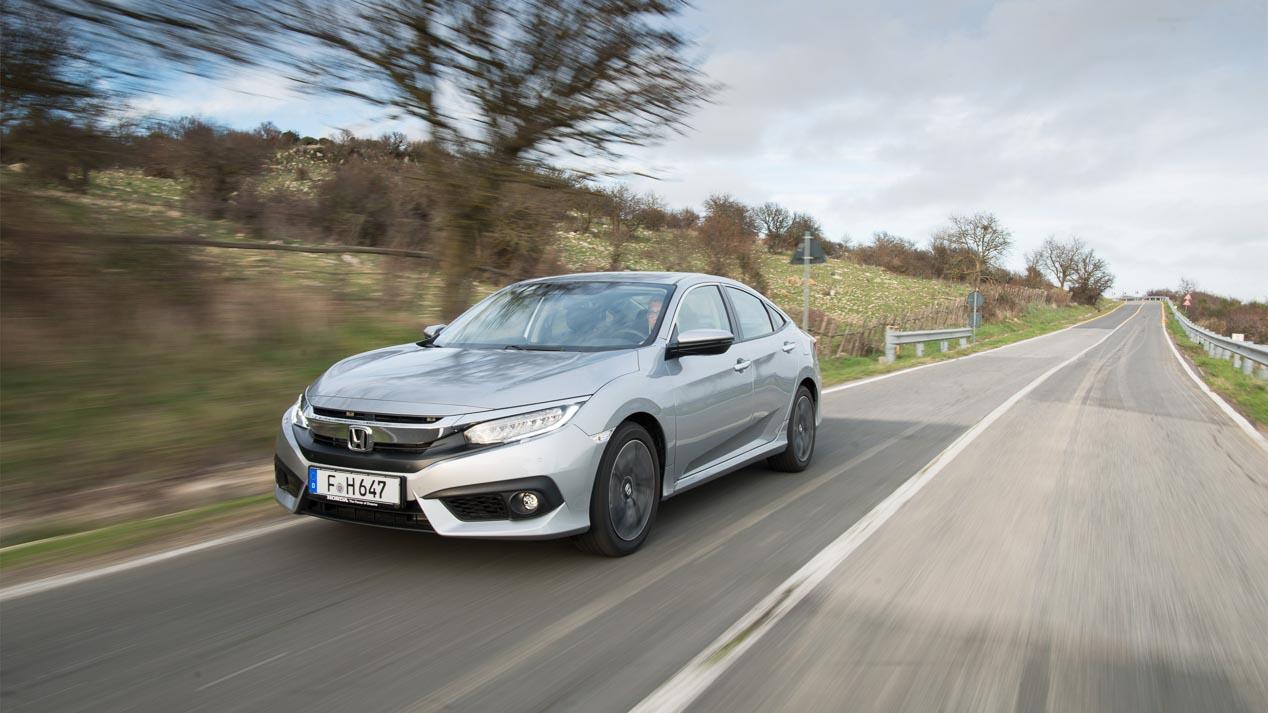 Honda Civic 1.6 i-DTEC: nuevo motor Diesel para el modelo compacto de Honda